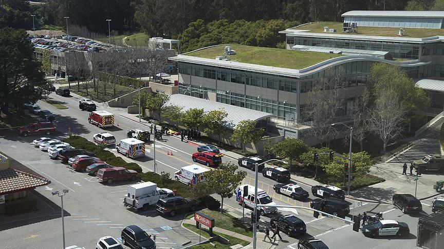 Youtube'un ana merkezine saldırı gerçekleşti