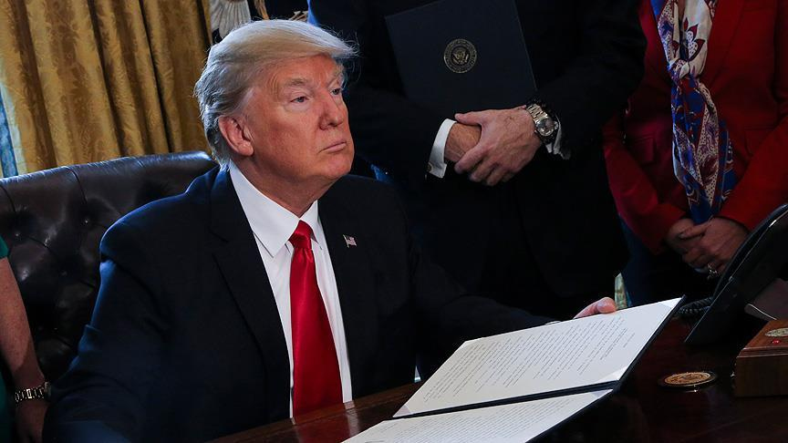 """Trump """"Suriye'den çıkmanın zamanı geldi"""""""