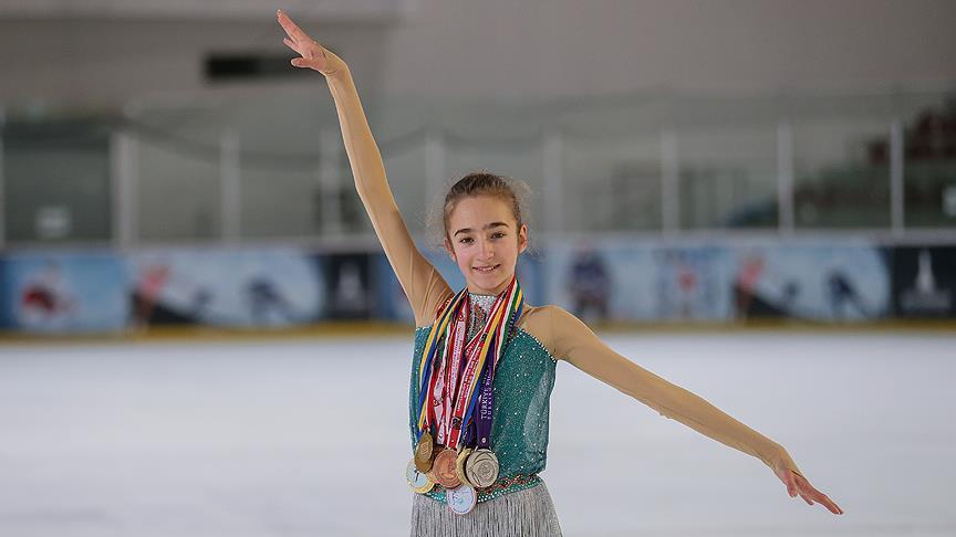 'Saraybosna Prensesi'nin hedefi olimpiyatlar
