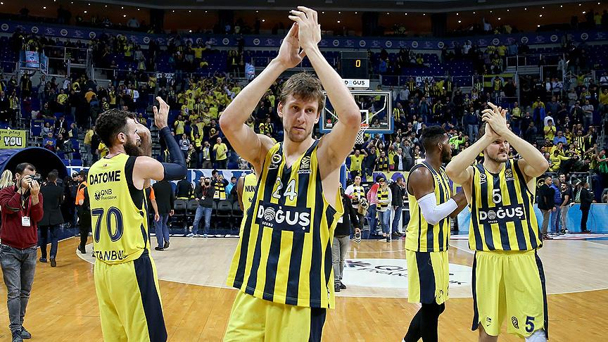 Fenerbahçe Doğuş'un rakibi belli oluyor