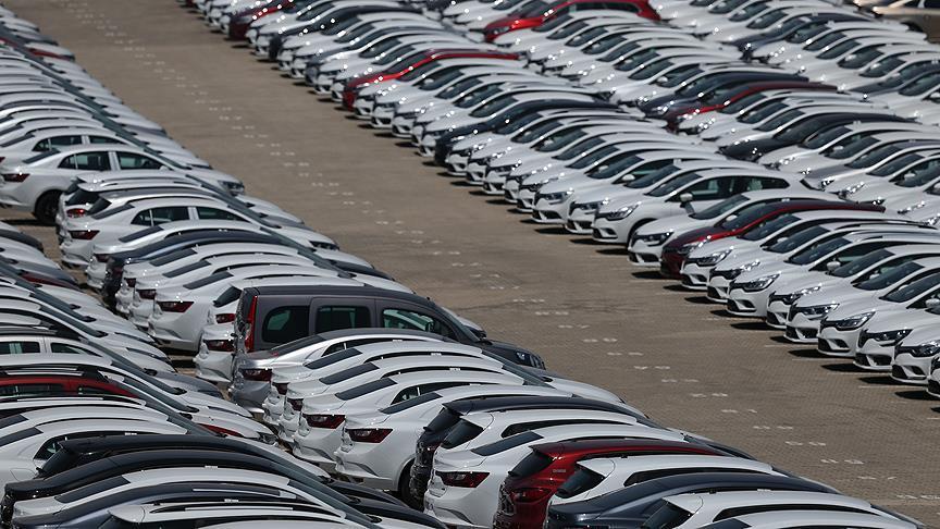 Otomotiv sektörü ihracatta ilki gerçekleştirdi