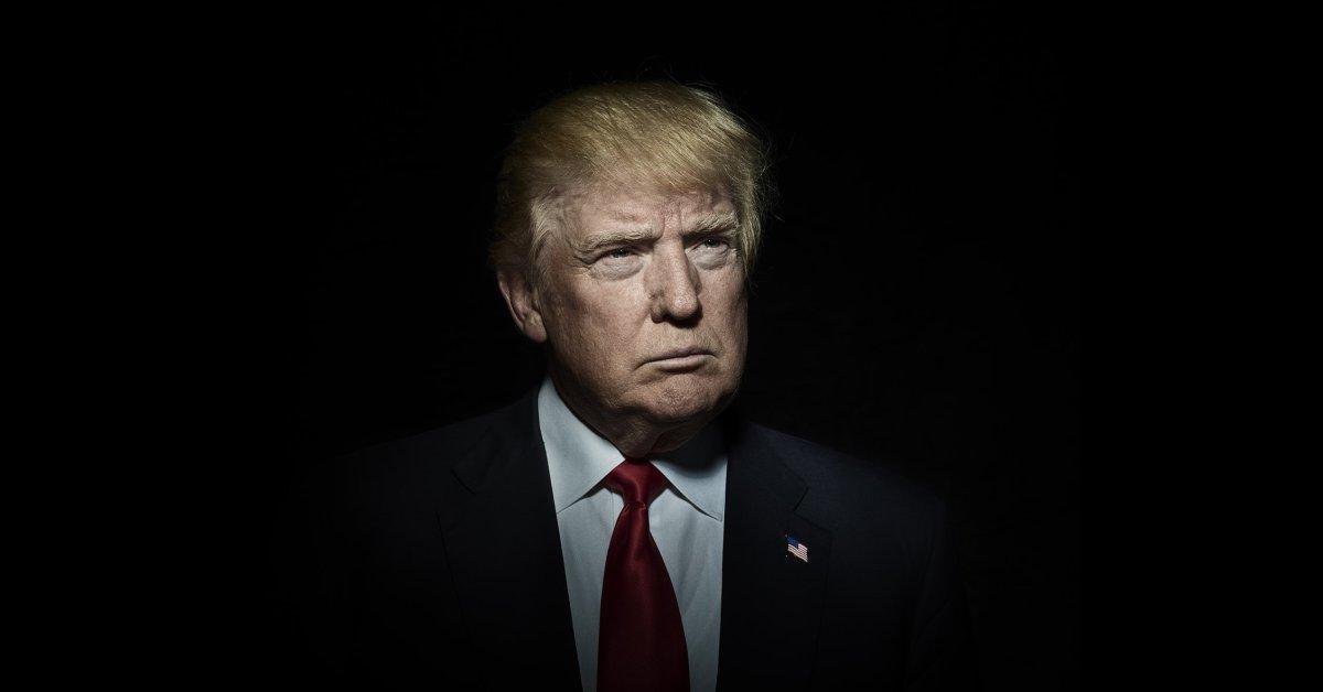 Trump, Çin ile ticaret savaşı yapmadıklarını söyledi