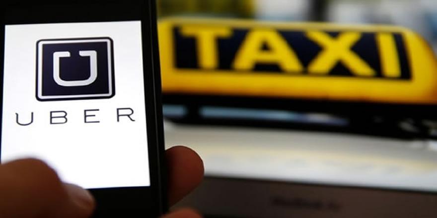 UBER taksicileri intihara sürüklüyor