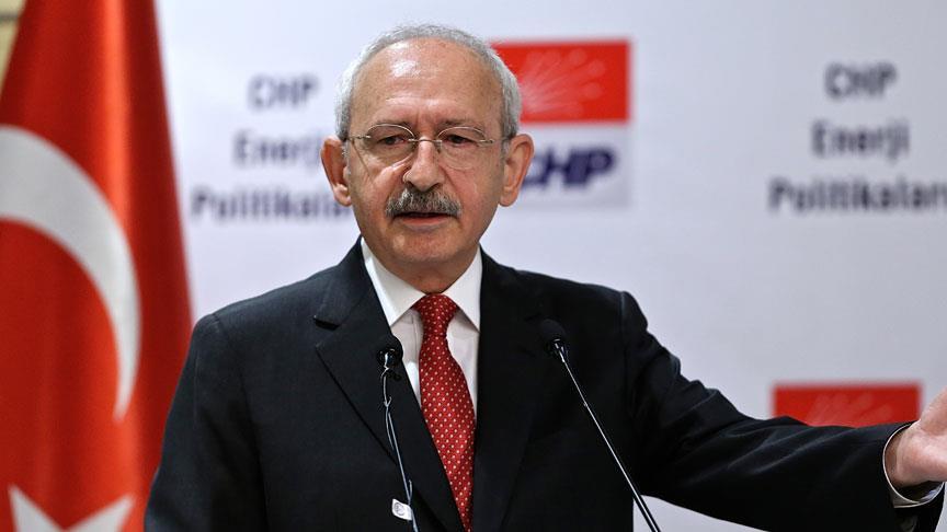 Kılıçdaroğlu 'Gül adayımız değil' demeyi reddetmiş