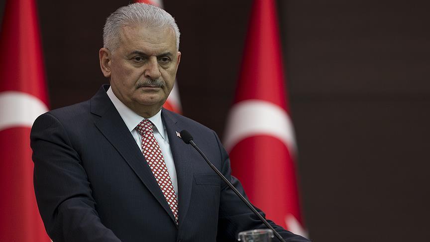 Başbakan Yıldırım istifa iddialarına yanıt verdi