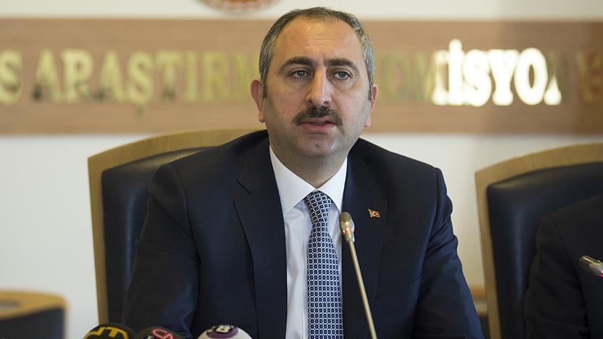 Adalet Bakanı Gül: Cinsel istismara ilişkin düzenleme Bakanlar Kurulunda imzaya açıldı