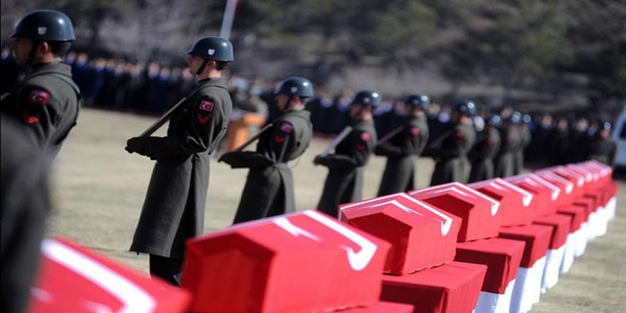 Hakkari'den acı haber 2 asker şehit oldu
