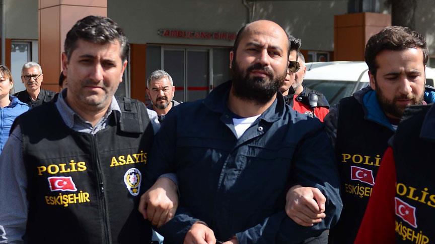 Üniversite saldırganı tutuklandı