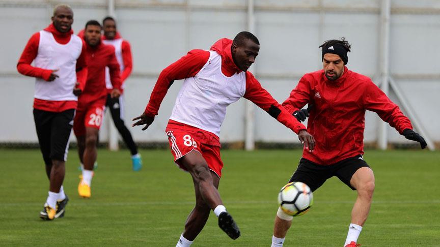 Sivasspor, Konya'ya iddialı gidiyor