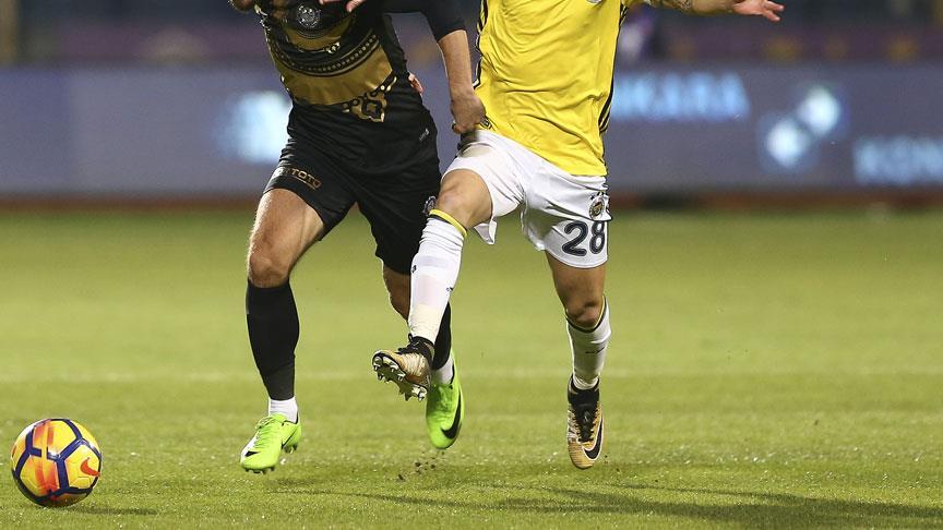 Osmanlıspor, Fenerbahçe'ye konuk olacak