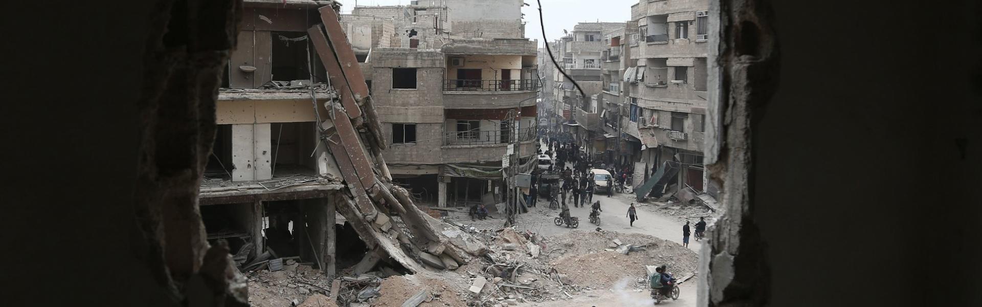 New York Times: Trump'ın Suriye'den çıkması çok kolay değil