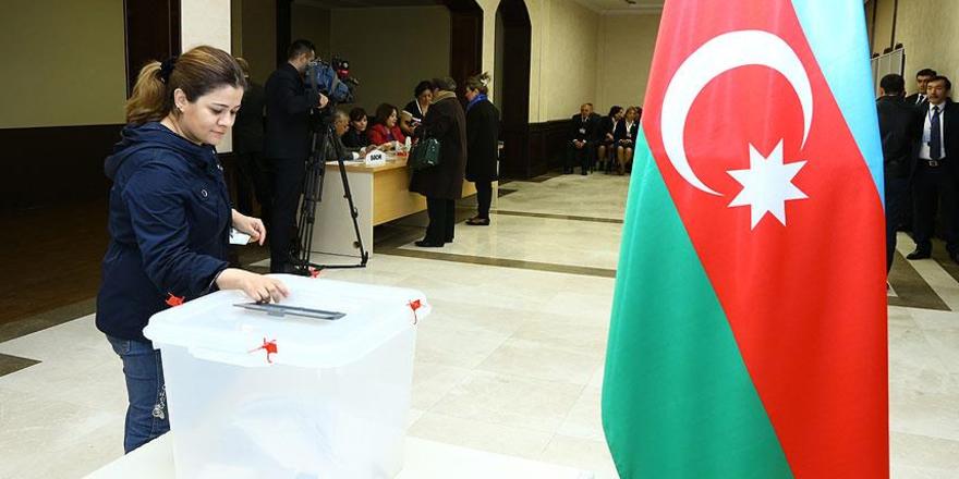 Azerbaycan yarın oy kullanıyor