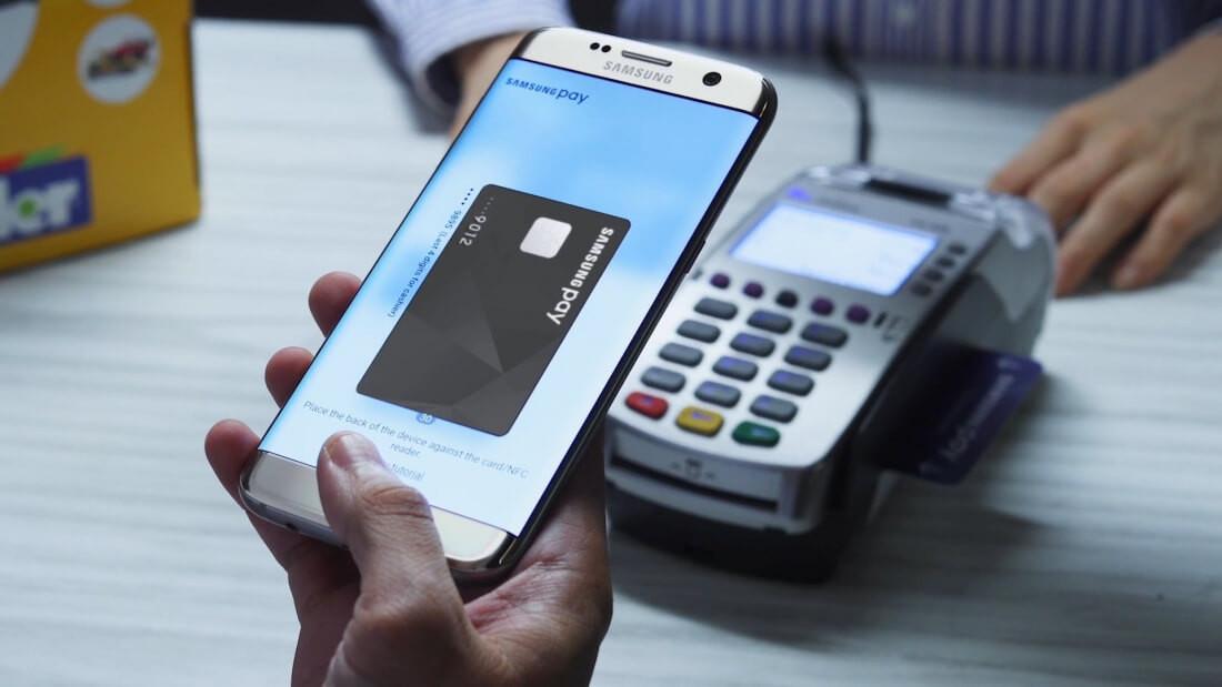 Samsung Pay'e PayPal desteği geldi!