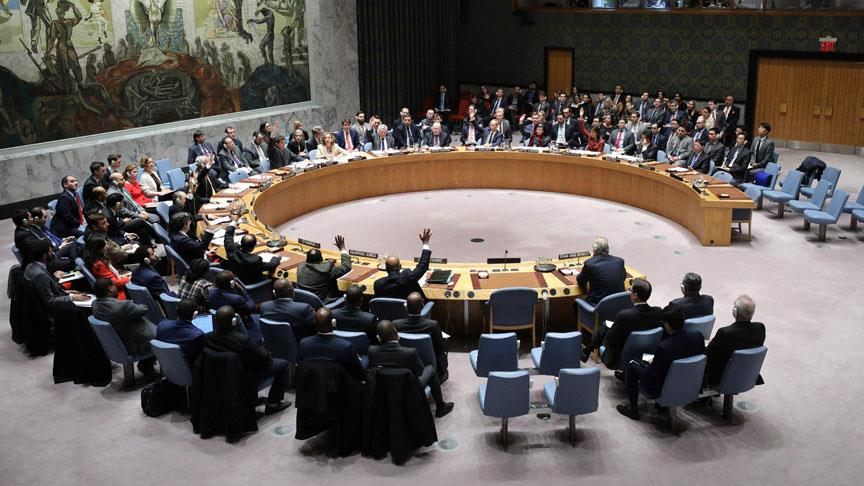 Rusya'dan Suriye vetosu