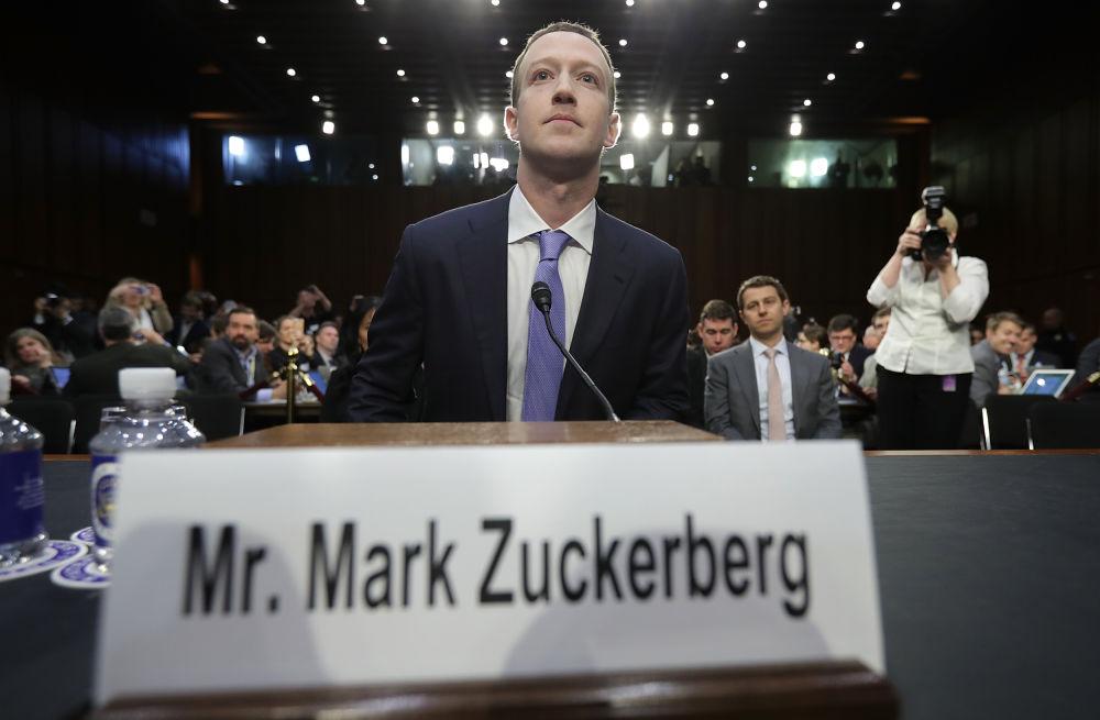 Zuckerberg suçlamaları kabul etti
