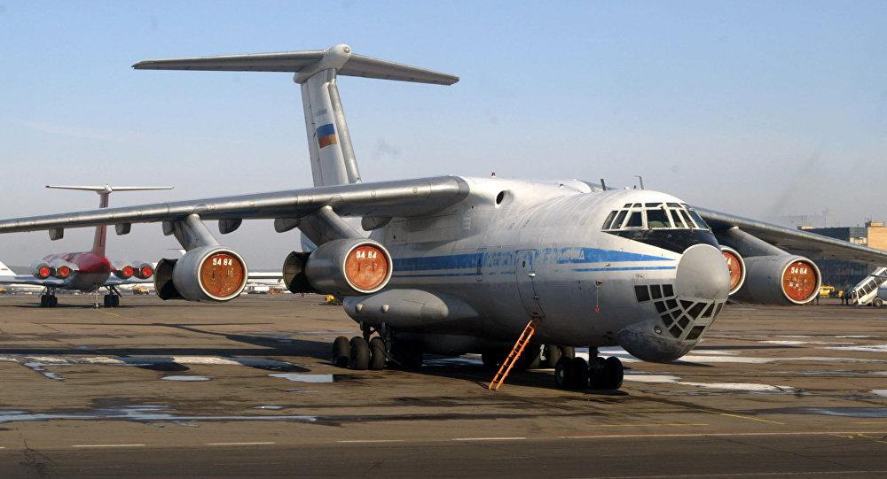 Cezayirde askeri uçak düştü: 257 ölü var