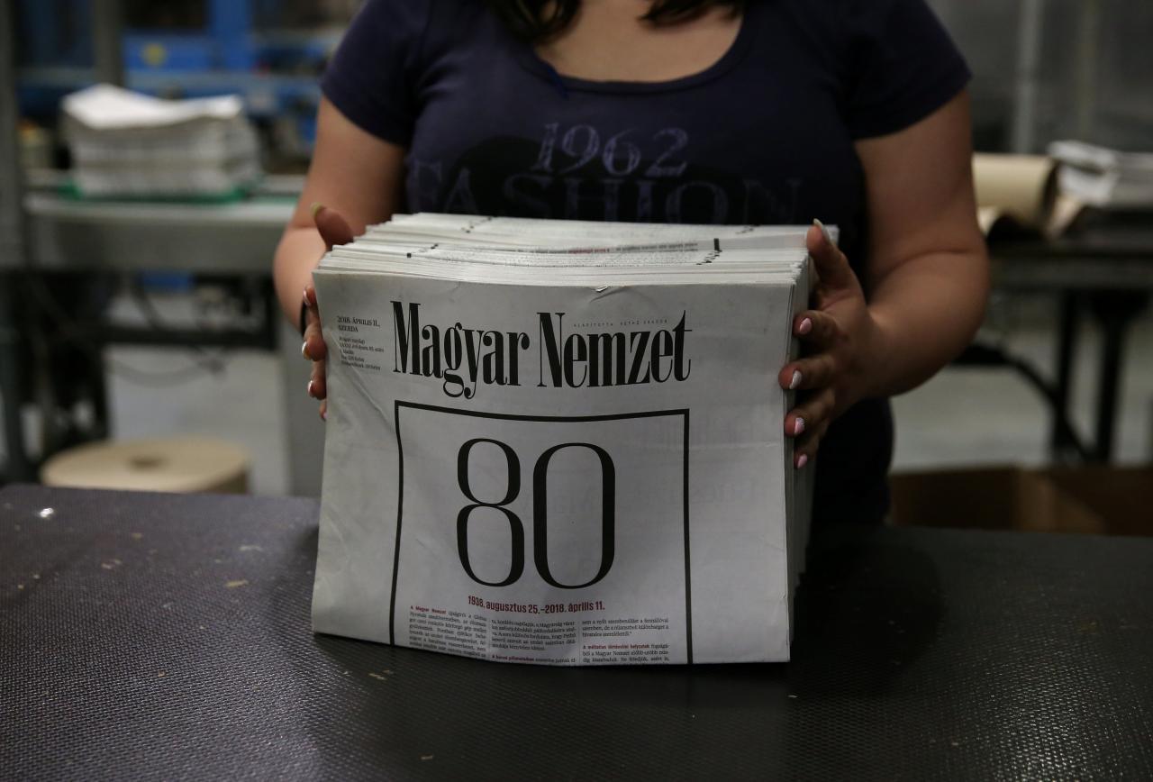 Orban'ın eski dostu 'pes etti': Macaristan'ın 80 yıllık 'muhalif' gazetesi kapandı