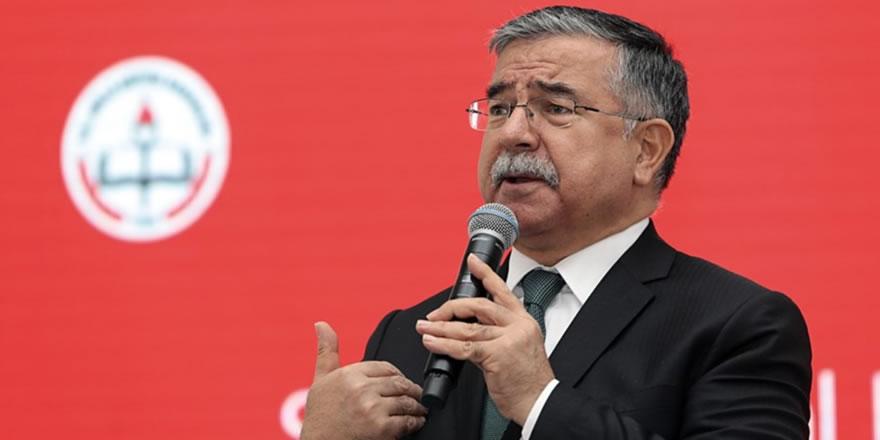 Milli Eğitim Bakanı İsmet Yılmaz LGS hakkında açıklamada bulundu
