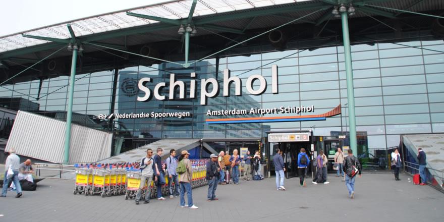 Schipol Havalimanı iki Türk şirkete emanet