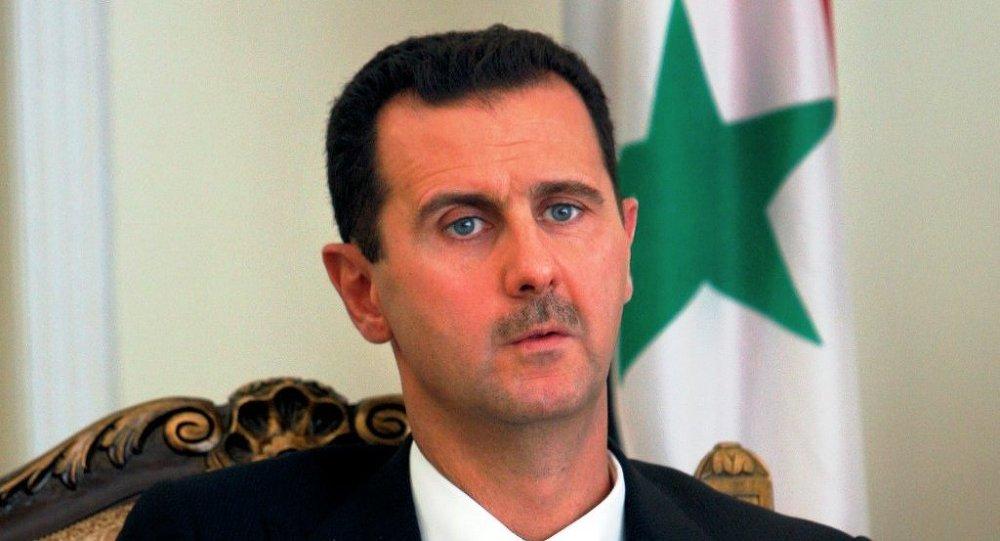 Esad'dan ABD'ye uyarı geldi