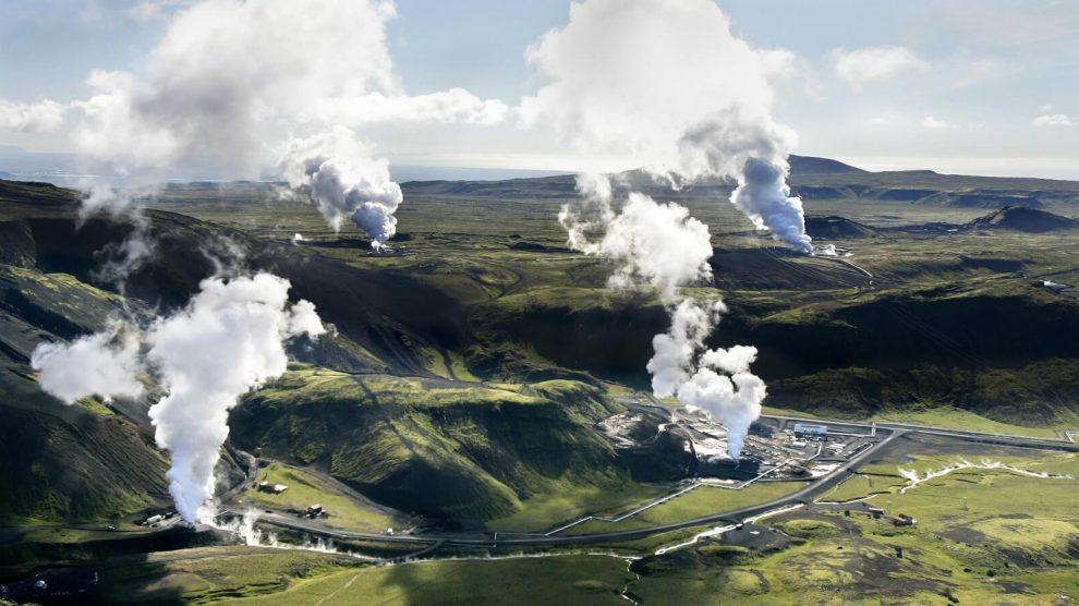 Çin'de jeotermal enerji kaynaklarının kullanımı geliştiriliyor