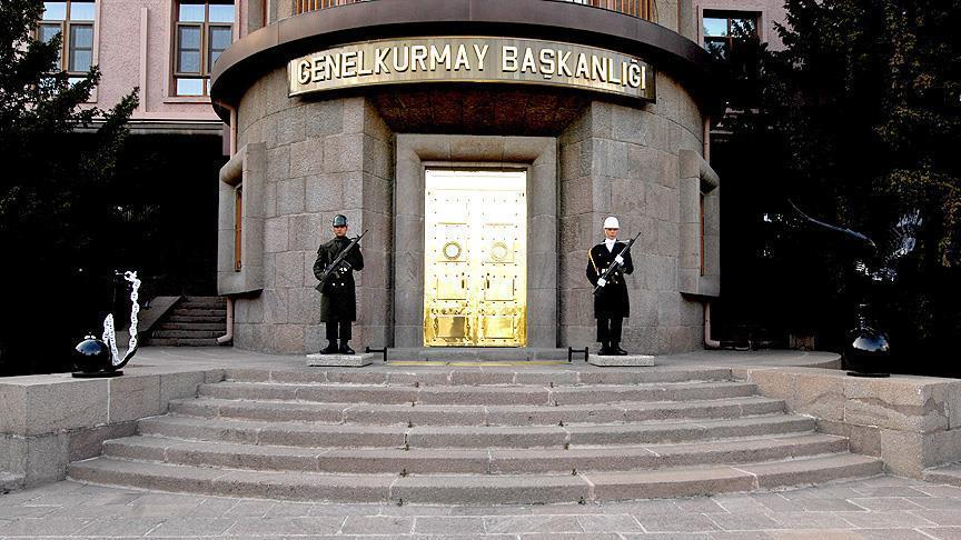 TSK'dan PKK açıklaması