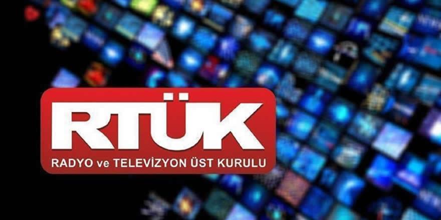 RTÜK'ten 5 kanala ceza