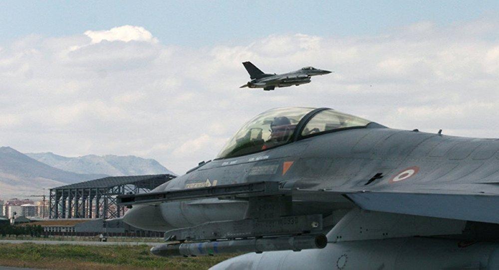 ABD, İngiltere ve Fransa'dan Şam'a hava saldırısı
