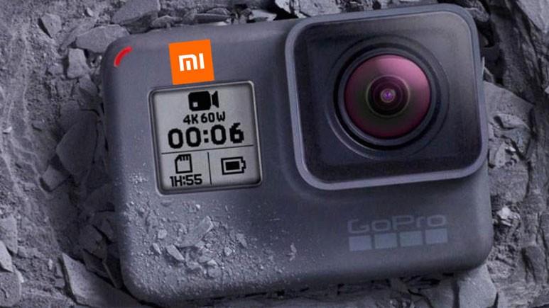 Xiaomi GoPro'yu satın alır mı?