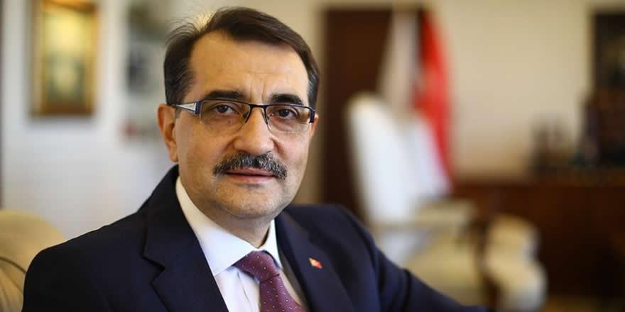 Enerji ve Tabii Kaynaklar Bakanı, üçüncü nükleer santral hakında açıklamalarda bulundu