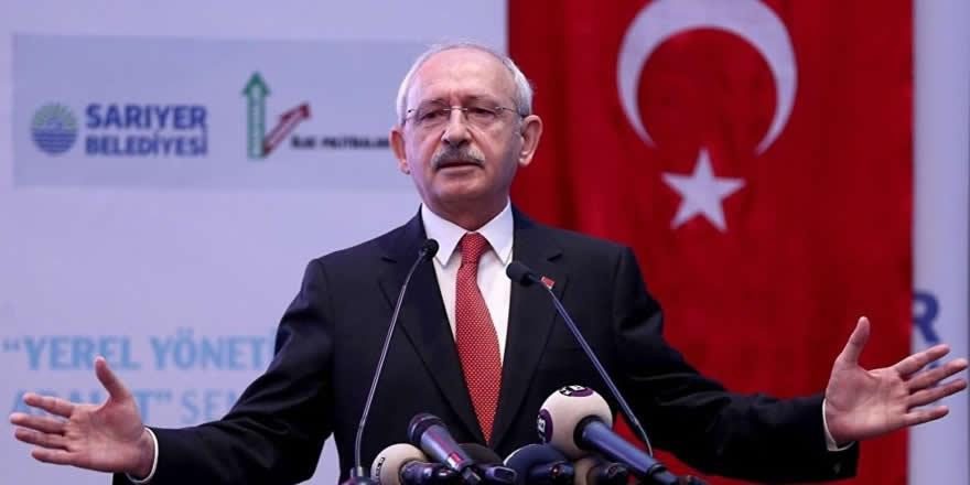 Kılıçdaroğlu: CHP'yi zafiyete uğratan kişiler hakkında disiplin süreci işletilecek