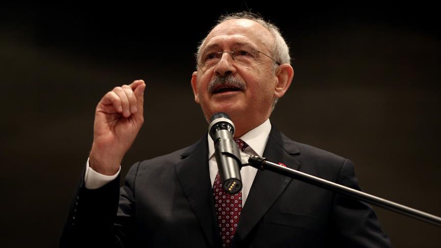 CHP Genel Başkanı Kılıçdaroğlu: Savaşı asla doğru bulmuyoruz