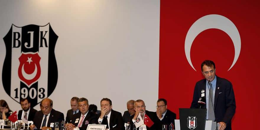 Beşiktaş erken seçim kararı aldı